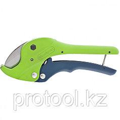 Ножницы для резки изделий из пластика,усиленные,полуавтомат,диаметр до 35мм// СИБРТЕХ