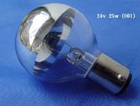 Лампа накаливания Top Mirror 24V 25W B15d (РНЗ 24V 25W B15d для светильника Альфа)