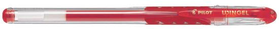 Ручка гелевая Pilot WINGEL 0,7 мм, красный