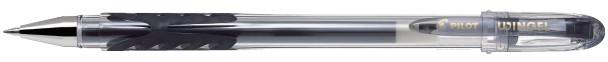 Ручка гелевая Pilot WINGEL 0,7 мм, черный