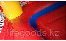Надувной игровой центр - батут Jump-O-Lene 174х174х112 см, Intex 48260, фото 3