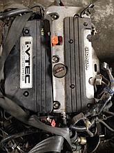 Двигатель на Honda CRV K24A