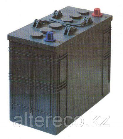 Тяговый аккумулятор SIAP 6 GEL 105 (12В, 140Ач), фото 2