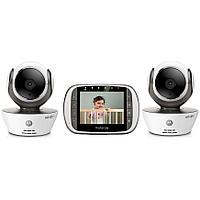 Видеоняня Motorola MBP853 Connect-2 с поддержкой Wifi