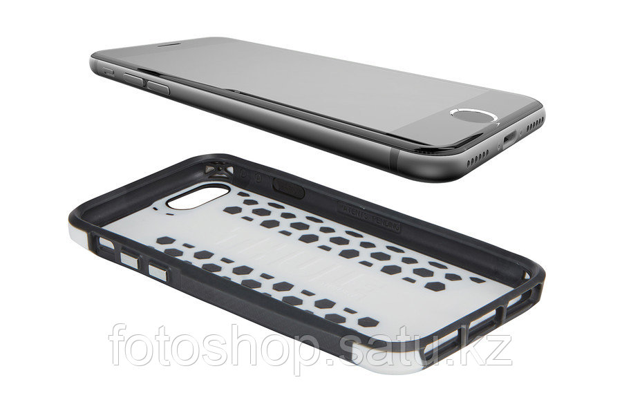Чехол Thule Atmos X3 iPhone 7/iPhone 8 TAIE-3126 white/dark shadow - фото 5