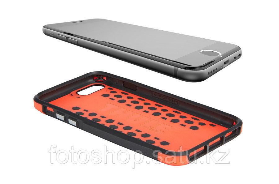 Чехол Thule TAIE-3127 Atmos X3 iPhone 7 Plus/iPhone 8 Plus coral/dark shadow - фото 6