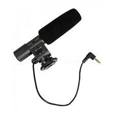 Микрофон SHENGGU SG-108 (штекер MiniJack 3,5 mm) для фотоаппарата, фото 3
