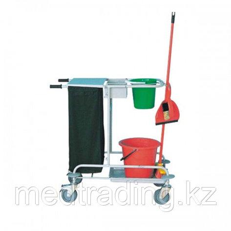 Тележка для уборки помещений ТУП, фото 2