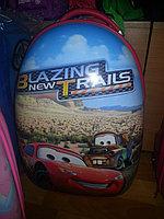 Детский чемодан на колесах Lazing new trails
