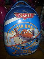 Детский чемодан на колесах Planes