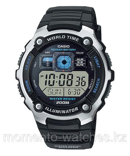 Мужские часы Casio AE-2000W-1AVSDF