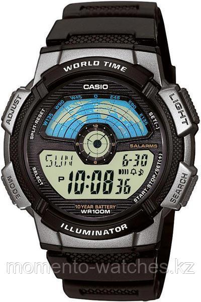Мужские часы Casio AE-1100W-1AVSDF