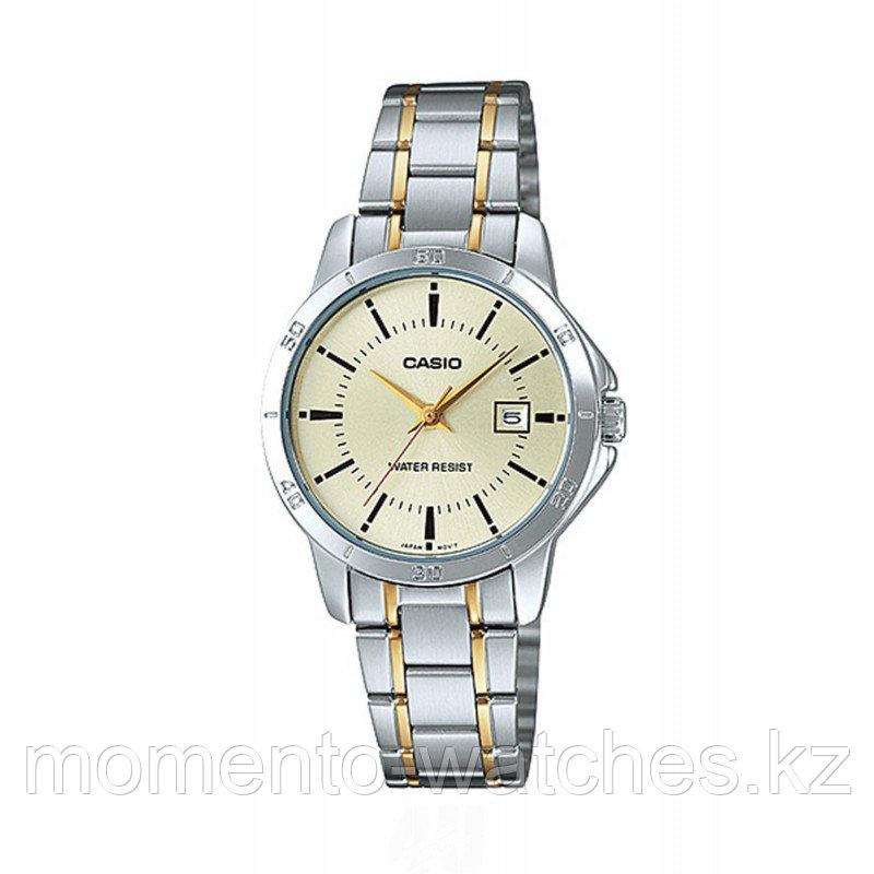 Мужские часы Casio MTP-V004SG-9AUDF