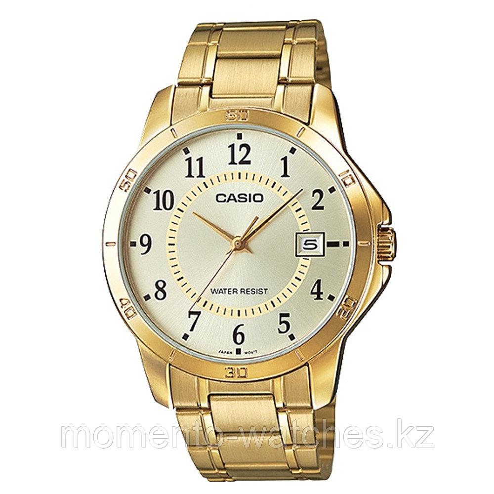 Мужские часы Casio MTP-V004G-9BUDF