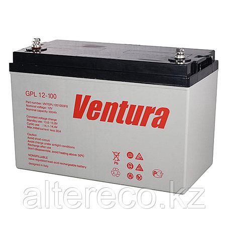 Аккумулятор Ventura GPL 12-100 (12В, 100Ач), фото 2