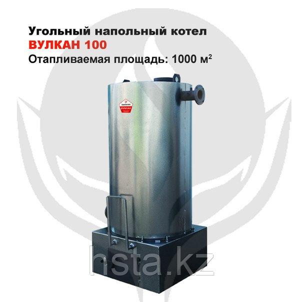 Угольный котел Вулкан 100