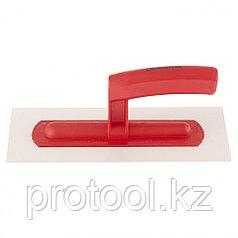 Гладилка пластиковая, 260 х 120 мм// MATRIX
