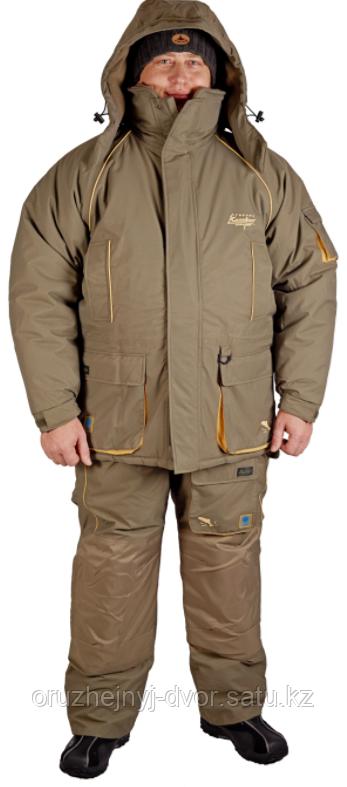 Костюм зимний Canadian camper YUKON 3в1 (куртка+внутрення куртка+брюки)