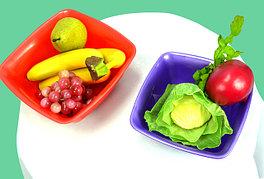 Декор фрукты и овощи