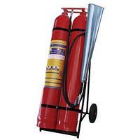 Огнетушитель углекислотный ОУ-40 (2*25л)