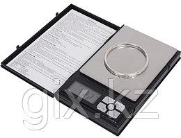 Весы LCD ювелирные Notebook