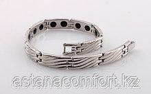 Лечебно-энергетический браслет с германием для мужчин и женщин.