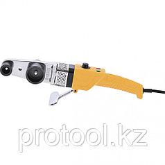 Аппарат для сварки пласт. труб DWP-800, Х-PRO, 800Вт, 300 град.,компл насадок, 20 - 32 мм// Denzel