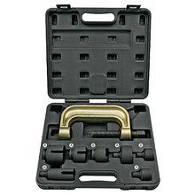 Набор оправок для монтажа и демонтажа сайлентблоков MB, кейс, 8 предметов МАСТАК 110-20008C