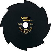 Диск для триммера, 230 х 25,4 толщина 1,6 мм, 8 лезвий// DENZEL