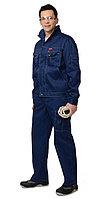 """Костюм """"Плутон"""": куртка, брюки тёмно-синий со светло-серой отстрочкой, фото 1"""