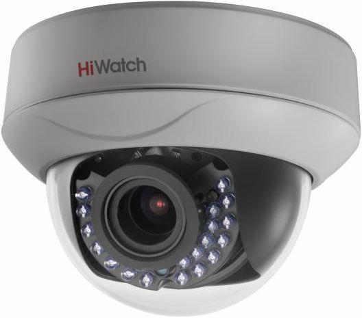 DS-T107 HD-TVI CVBS уличная Купольная Камера 1.3MP 2.8~12мм 92°~29.3°  0.1Лк ИК30м
