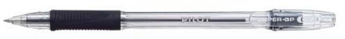 Ручка шариковая Pilot SUPER GRIP LIGHT 0,7 мм, черный