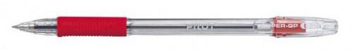 Ручка шариковая Pilot SUPER GRIP LIGHT 0,7 мм, красный