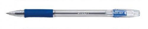 Ручка шариковая Pilot SUPER GRIP LIGHT 0,7 мм, синий