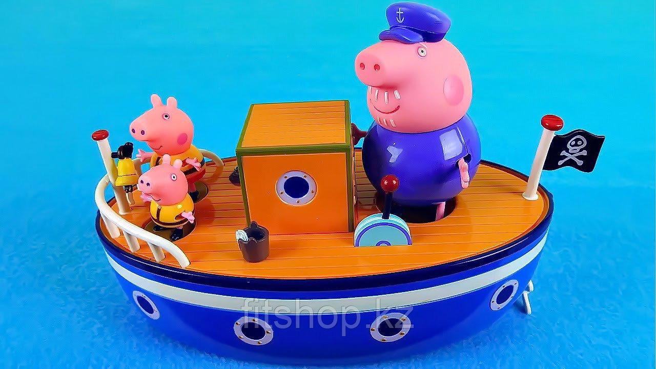 """Игровой набор """"Корабль  свинки Пеппы (Peppa Pig)"""""""
