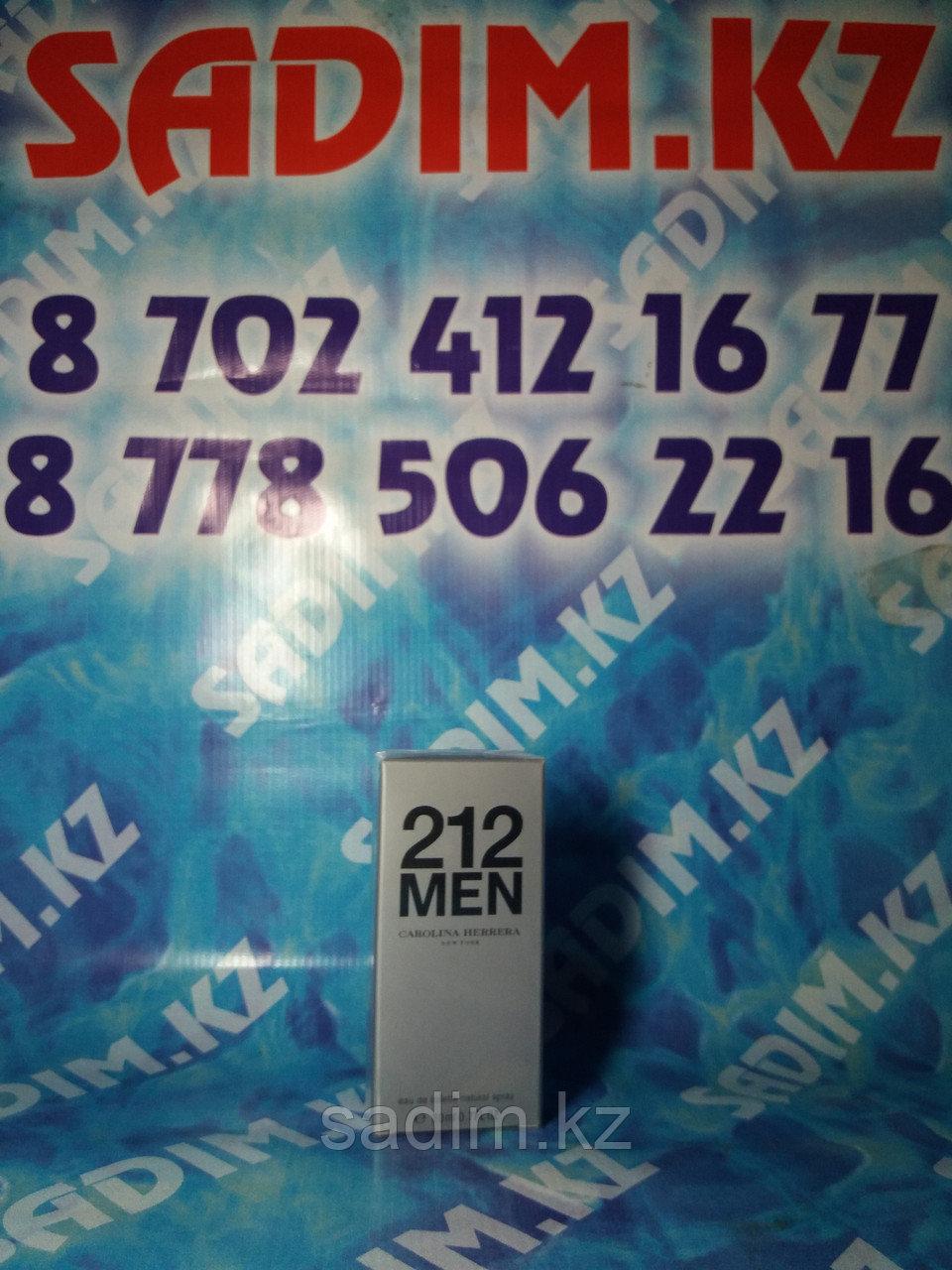 212 men Carolina herrera (20 мг)м