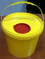 Контейнер для утилизации медицинских отходов КБУ 11 л