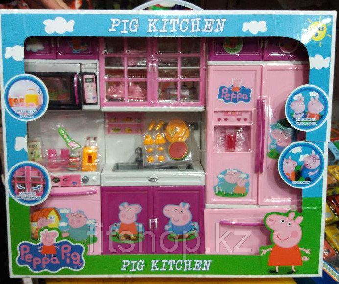 """Игровой набор """"Кухня  свинки Пеппы (Peppa Pig)"""""""