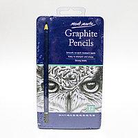 Набор графитовых карандашей