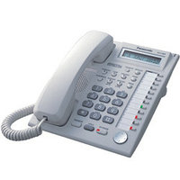 Системный телефон Panasonic KX-T7730RU новый, фото 1