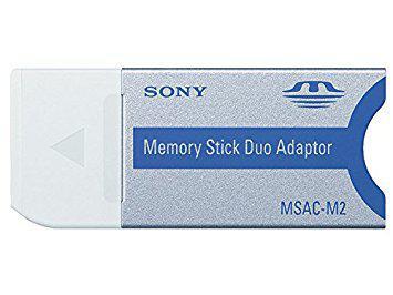 Адаптер Memory Stick Pro Duo на обычный Memory Stick