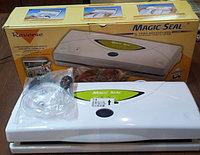 Вакуумный упаковщик Magic Seal для продуктов и т.д.(пакет в рубчик)