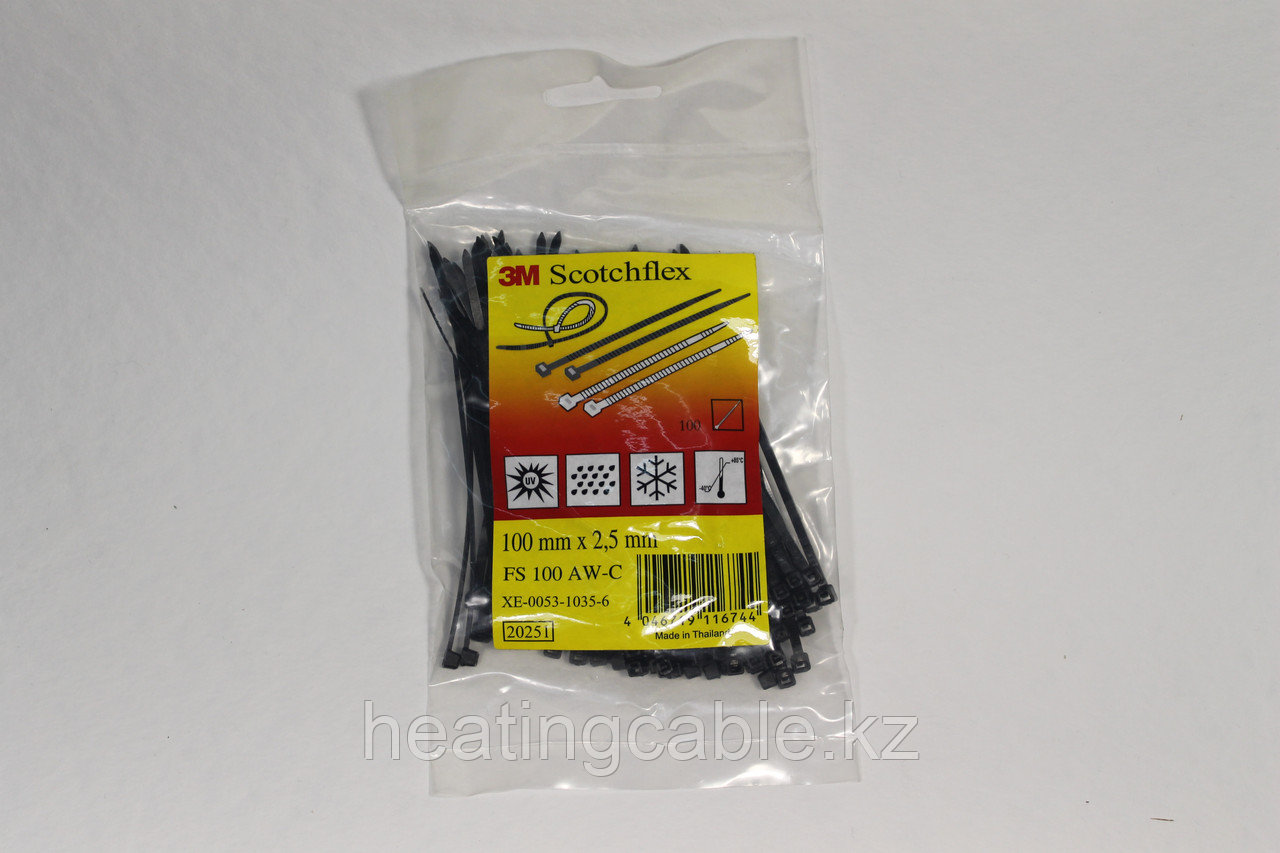 3M ™ Scotchflex ™ Cable Tie Series FS 100mm*2.5mm
