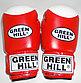 Перчатки боксерские Green Hill, фото 3