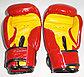 Боксерские перчатки TOPREAL (детские, кожа), фото 4
