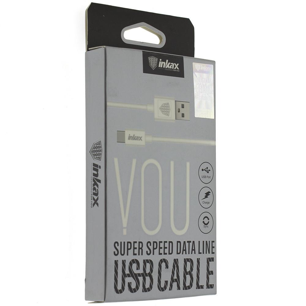 Кабель INKAX CK-13 Type-C USB