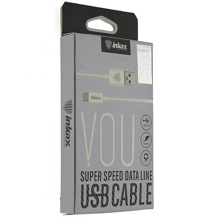 Кабель INKAX CK-13 Type-C USB, фото 2