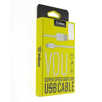 Кабель INKAX CK-13 Micro USB, фото 2