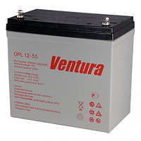 Аккумулятор Ventura GPL 12-55 (12В, 55Ач), фото 1