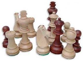 Шахматные фигурки маленькие